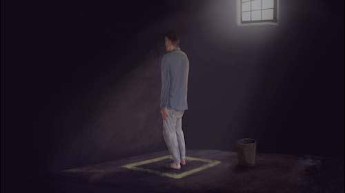 nackt im straflager